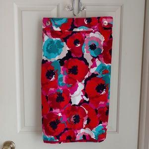 New Floral Skirt - Rafaella